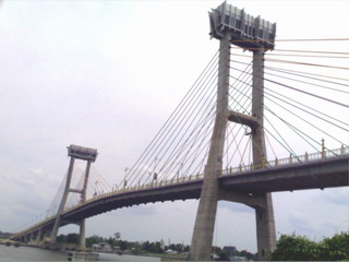 Jembatan Tengku Agung Sultanah Latifah, Jembatan Siak